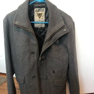 Men's Volcom Scout military jacket